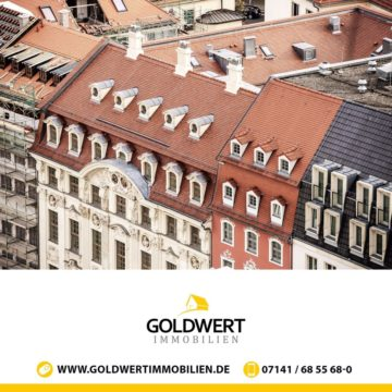 GW-Invest: MFH in Stuttgart-Süd! Mit Ausbau- und Modernisierungspotential 70199 Stuttgart, Mehrfamilienhaus