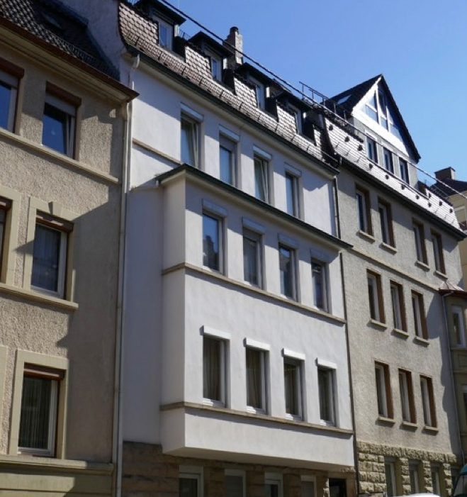 Mehrfamilienhaus in Stuttgart 390 m²