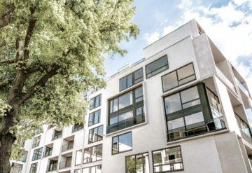 GW-INVEST: Neubau in werthaltiger Top-Lage! 70178 Stuttgart, Mehrfamilienhaus