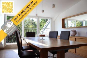 VERKAUFT: Lichtverwöhnter Wohngenuss zum Sofortbezug! 71640 Ludwigsburg, Dachgeschosswohnung