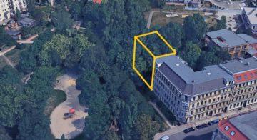 VERKAUFT: City-Bauplatz in idyllischer Grün-Oase! 04315 Leipzig, Grundstück