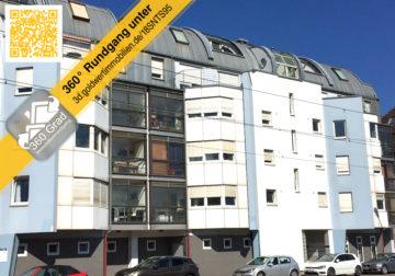 VERKAUFT: Zentrale Lage mit Neckarblick – gute Kapitalanlage! 70376 Stuttgart, Etagenwohnung