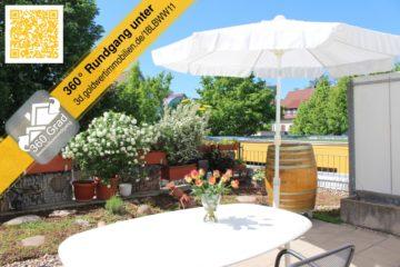 VERKAUFT: Wohntraum mit Haus-Charakter und Sonnen-Terrasse! 71638 Ludwigsburg, Maisonettewohnung