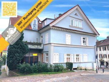 VERKAUFT: Erdgeschoss-Wohnung mit historischem Charme! 74321 Bietigheim-Bissingen, Erdgeschosswohnung