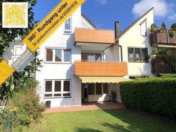 VERKAUFT: Familien aufgepasst – Schmuckstück in traumhafter Lage! 70327 Stuttgart, Reihenmittelhaus